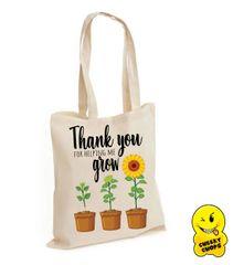 Tote/Shopper/Bag/Gift - Teacher K6