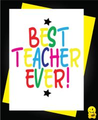 Best Teacher Ever K18