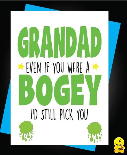 Grandad Bogey F48