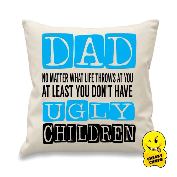 Fathers day Cushion Cover-F6