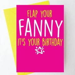 Flap your Fanny - BC04