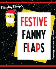 Funny Christmas card - FANNY FLAPS XM52