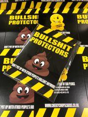 Bullshit protectors