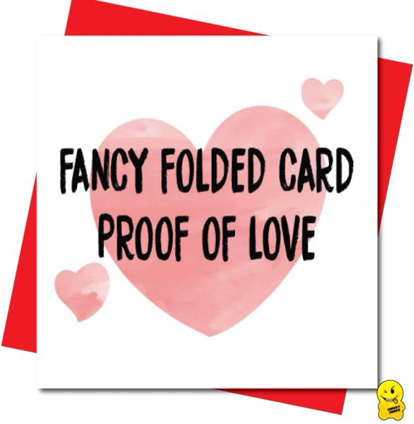 Fancy folded card V106