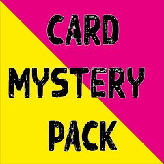 MYSTERY CARD PACK £30 quids worth of cards for £5