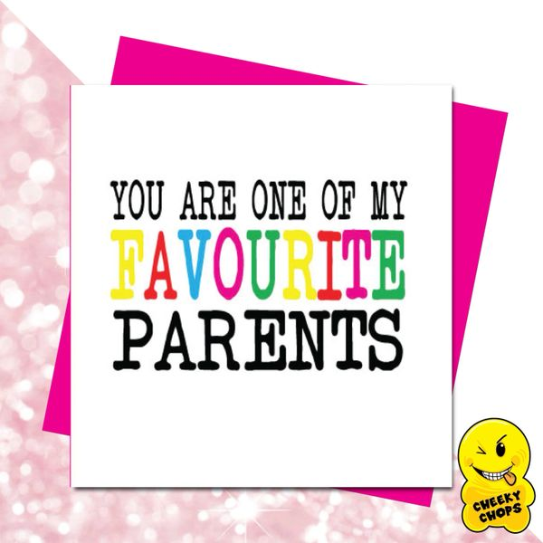 You are one of my favourite parents GIRL17