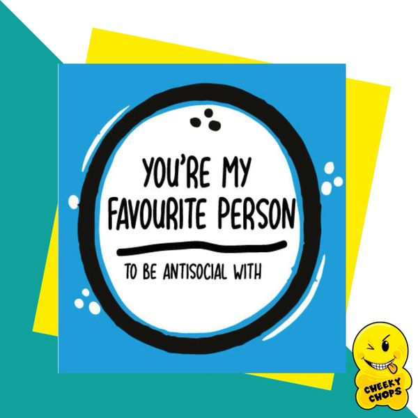 you are my favourite person JC03
