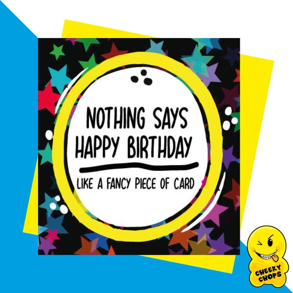 Nothing says happy birthday JC07