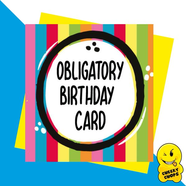 Obligatory Birthday card JC08
