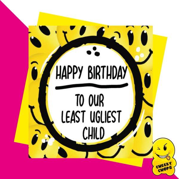 Happy Birthday to our least ugliest child JC21