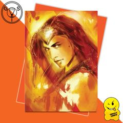 Glen Stone - Wonder Woman Super hero Diana Prince Greeting Card GS06