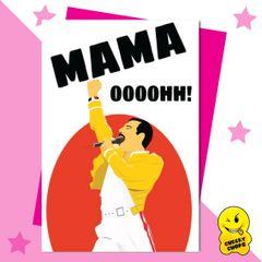 Freddie Mercury, Queen, Mama M66