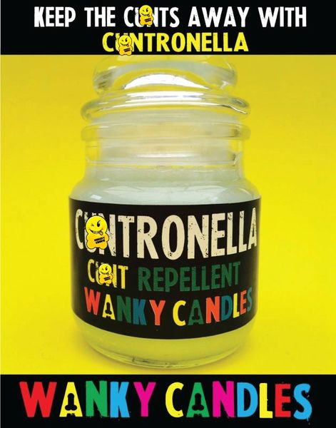 Cuntronella - Wanky Candle WC11