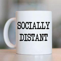 Socially Distant Mug - MUG721