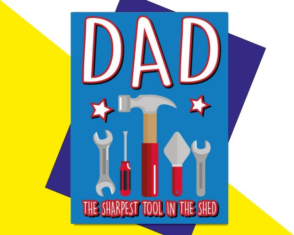 DAD - The sharpest tool in the shed F59