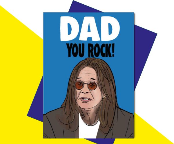 Ozzy Osbourne - Dad you rock F90