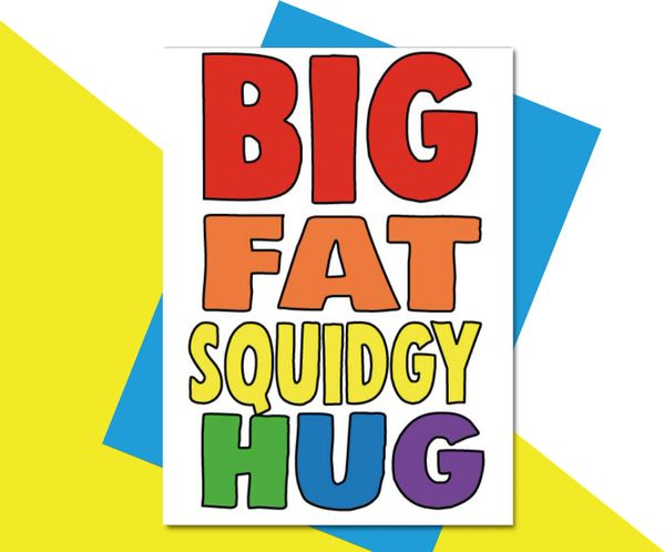 A big fat squidgy hug TOY06