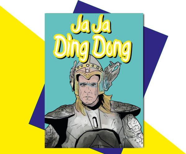 Eurovision Fire Saga Lars Will Farrell - Eurovision Fire Saga Ja Ja Ding Dong IN34