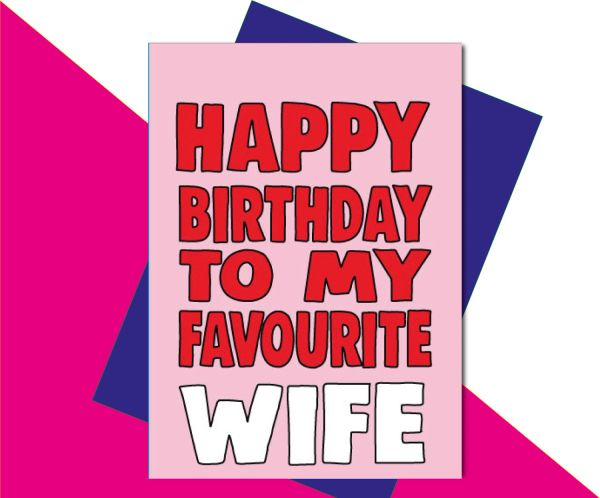 Happy Birthday to my favourite Wife C671