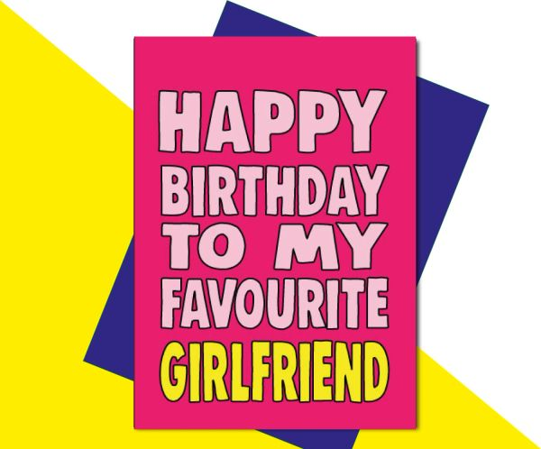 Happy Birthday to my favourite Girlfriend C672