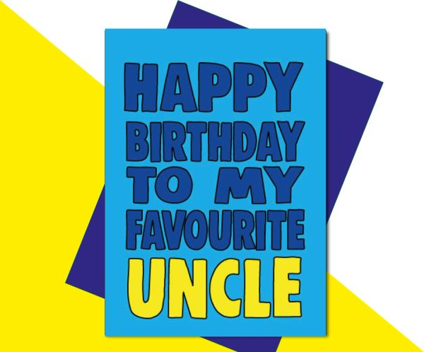 Happy Birthday to my favourite Uncle C673