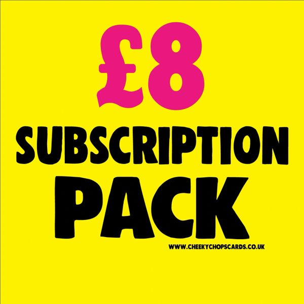 £8 Subscription pack