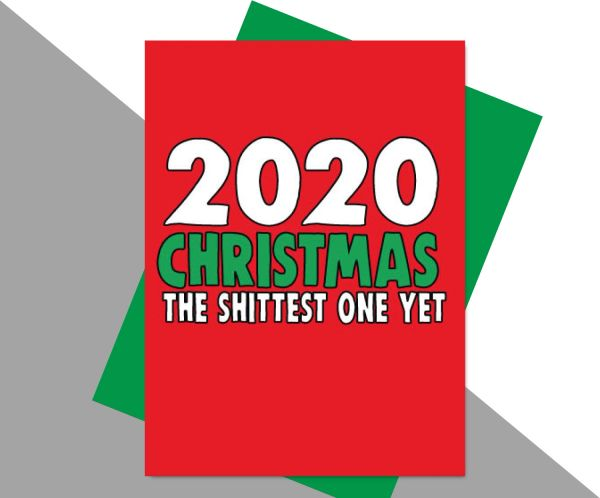 2020 Christmas the shittest one yet XM170