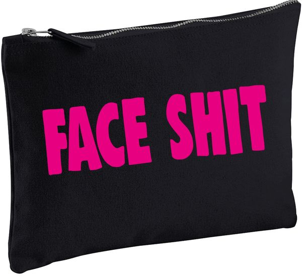 COSMETIC BAG - Face Shit CB16