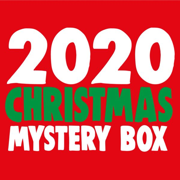2020 CHRISTMAS MYSTERY BOX - £40 QUIDS WORTH OF GOODIES FOR £15