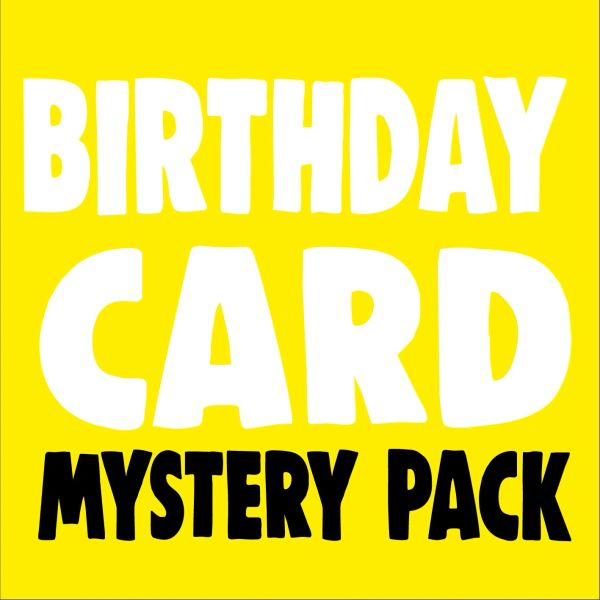 BIRTHDAY CARD PACK £30 quids worth of cards for £4