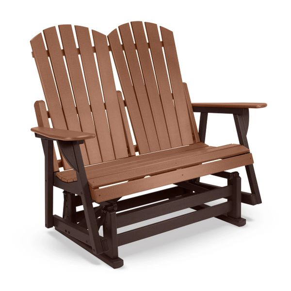 48 Quot Windsor Adirondack Glider Bench By The Yard Florida