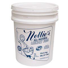 Nellie's 1100 Load Bulk Laundry Soda 36.7 lbs./16.5kg