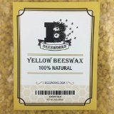 Beesworks Beeswax Pellets, Yellow 2LB