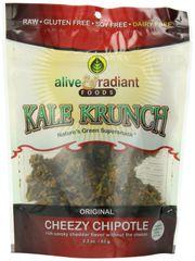Kale Krunch Cheezy Chipotle - 2.2 oz - CASE OF 12
