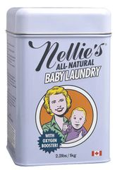 Nellie's Baby Laundry Soda Tin