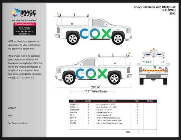 Chevy Silverado 2012-2013 - A la Carte
