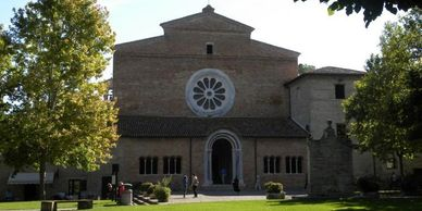 Cistercian  Abbey in Fiastra