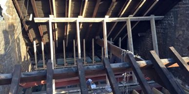 Essex and London Construction. L shape dormer roof. Loft conversions near me. Family home fit out.