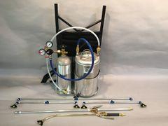 MODEL T -Back pack sprayer unit