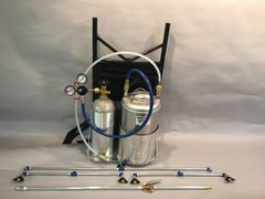 MODEL T4- backpack sprayer