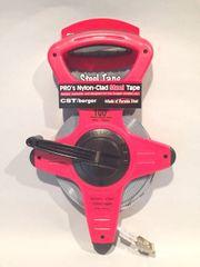 9100 -Nylon clad steel tape -100FT