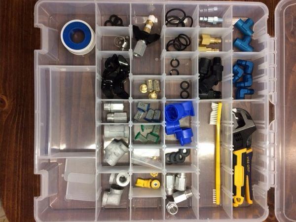 SPK-C -R&D Repair kit