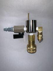 202V - 28mm inverted header with valve
