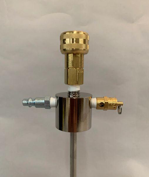 201S0 -28mm spray header for 20 oz bottle