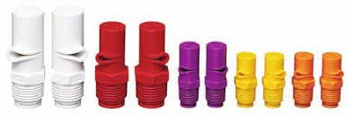 1/4XP-VP BoomJet/ Boomless Flat Spray Nozzles