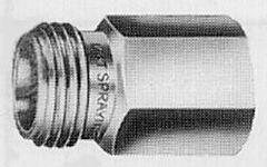 1321-BR - Standard nozzle body