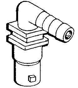 18635-111 - Hose shank nozzle bodies