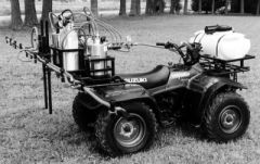 ATV-1015 - ATV Sprayer