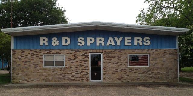 Research & Demonstration Spray | R&D Sprayers | Opelousas, LA