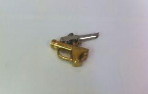 "4688 -Brass trigger valve with 11/16"" threads"